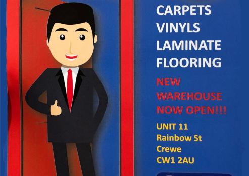 Carpets to your door