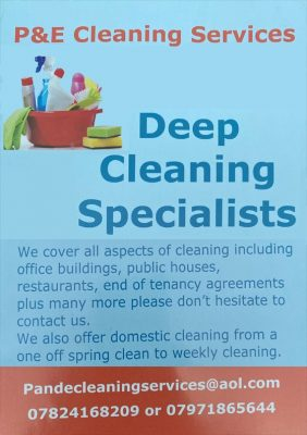 PE-Cleaning